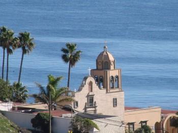 A view of Calafia