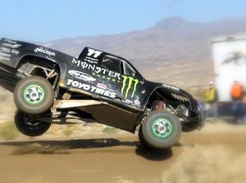 Robby Gordon Monster Energy Truck Baja 500 June 6, 2009