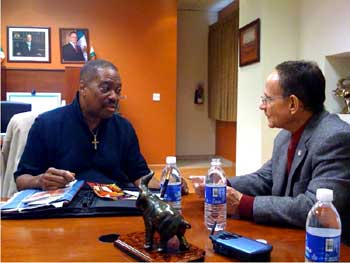 Cuba Gooding Sr. Named Goodwill Ambassador, Receives Rosarito Key