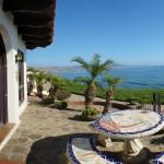 Hacienda Style Ocean Front Home For Sale in Las Gaviotas - Rosarito Real Estate by Kathy Katz